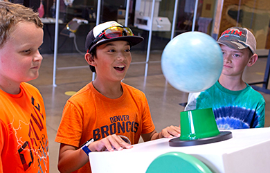 Eureka! McConnell Science Museum